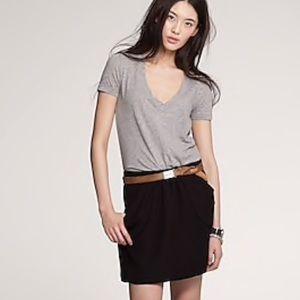 Jcrew Drexel plisse skirt